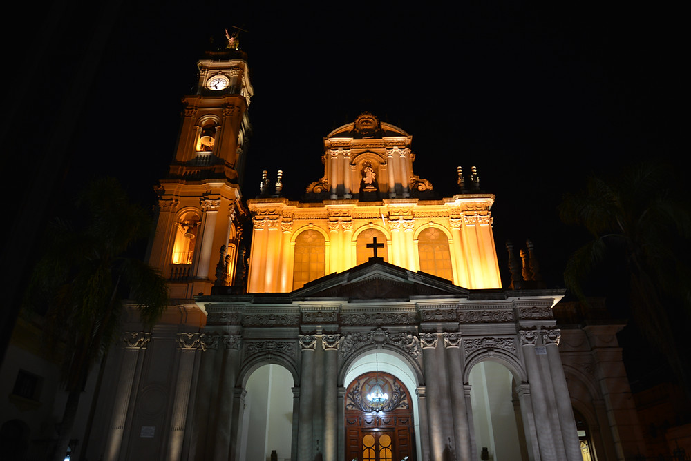photo of San Francisco church, Jujuy