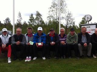 Nationaldagsgolfen 2015 avgjord på Källebackens golfbana.