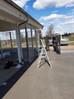 Garage för våra golfbilar
