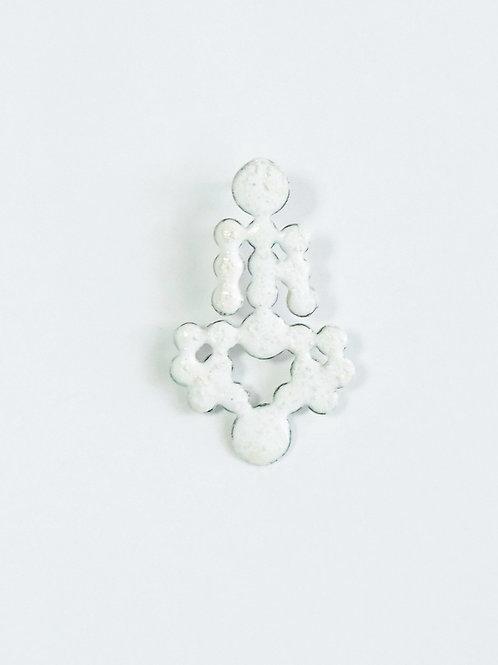 WH design circle pierced earrings⦅single⦆