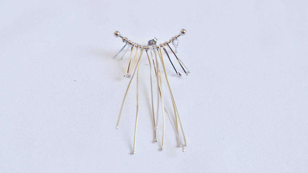 HIMBA pierced earrings LONG⦅single⦆