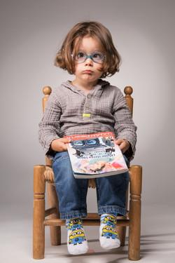 Photo enfant - Ness Studio
