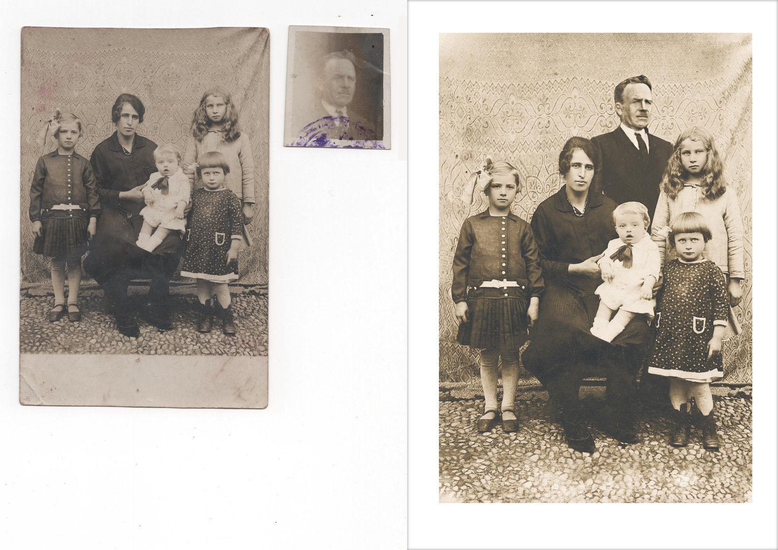 Restauration photo