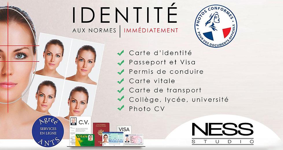 Photo d'identité à Léognan
