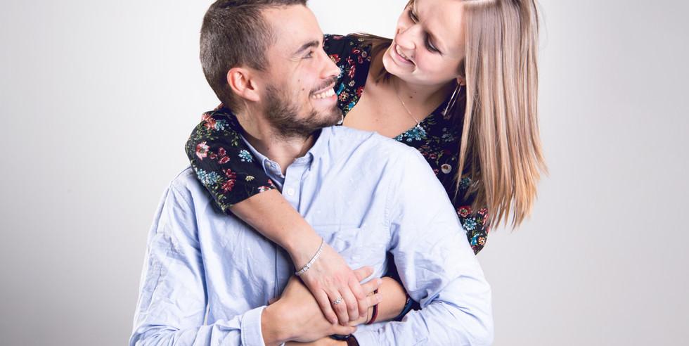 Photo couple - Ness Studio