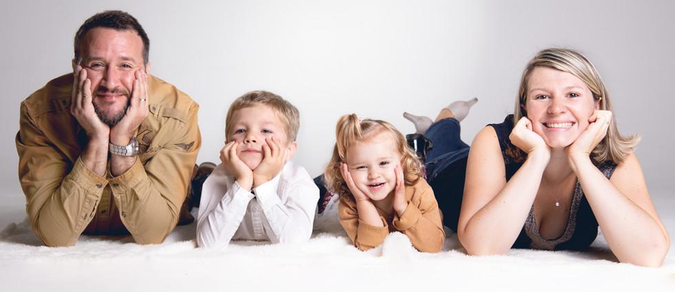 Photo famille - Ness Studio