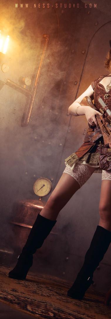 Photo steampunk - Ness Studio
