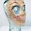 Thumbnail: Rhinestoned Anime Mask