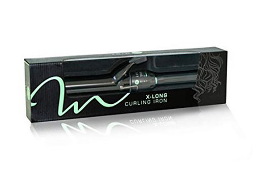 Mint X-long curling iron 1.25""