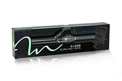 "Mint X-long curling iron 1.25"""