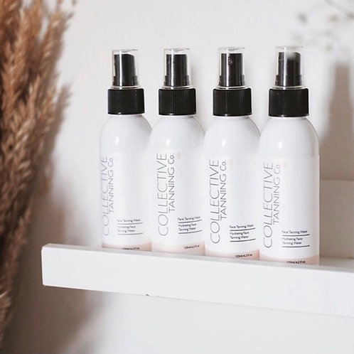 Collective Tan Face Tanning Water