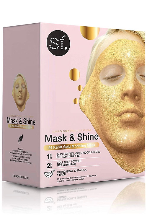 SF Mask & Shine Gel Mask