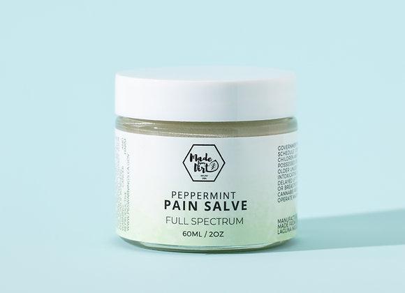 Full Spectrum Peppermint Pain Salve