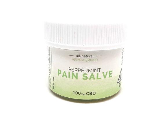 Peppermint Pain Salve