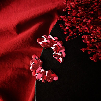 Lucile Roses et Rouges
