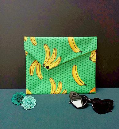 Trousse Bananes vert