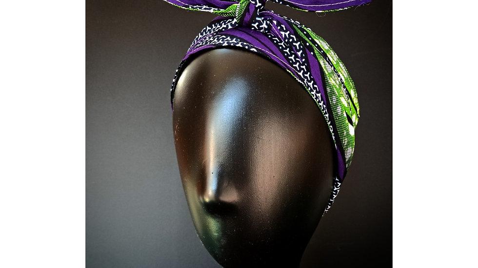Bandeau Wax Violet