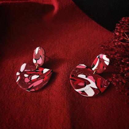 Nathalie Roses et Rouges