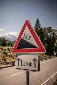 Verkehrsschild Fotoreportage Reportagefotografie