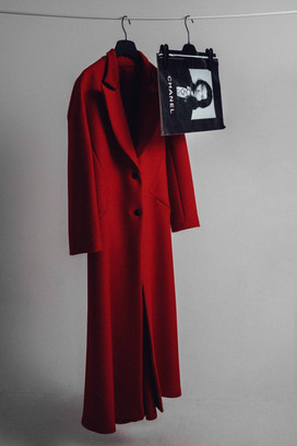 Mode Produktfotografie Mantel
