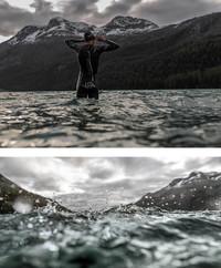 Fotoproduktion Outdoor Sport Schwimmen