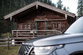 Fotoproduktion Outdoor Lifestyle Land Rover