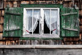 Fotoproduktion Alpen Haus