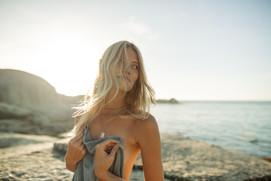 Strand Lifestyle Fotoproduktion