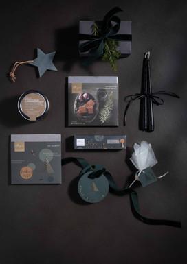 Geschenke Weihnachten Produktfotografie
