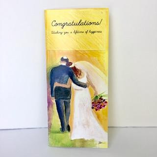 Wedding Congrats - 10 in a box $30 plus shipping or curbside delivery