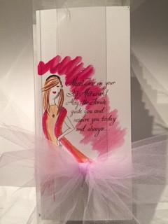 Bat Mitzvah Cards- 10 in a box, 5 boy, 5 girls $30 plus shipping