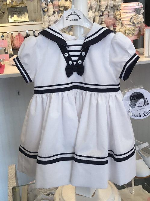 Sarah Louise Sailor Dress