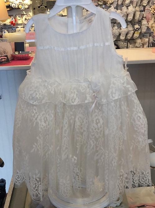 Miniclasix  White Dress