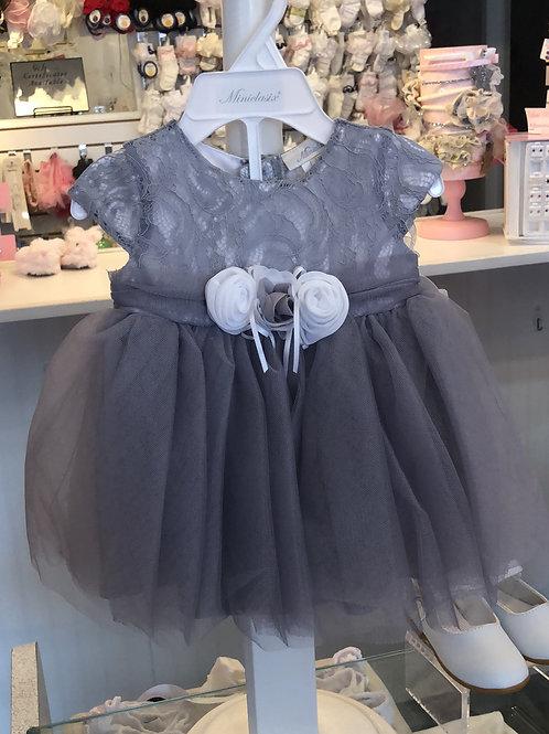 Miniclasix  Gray Dress