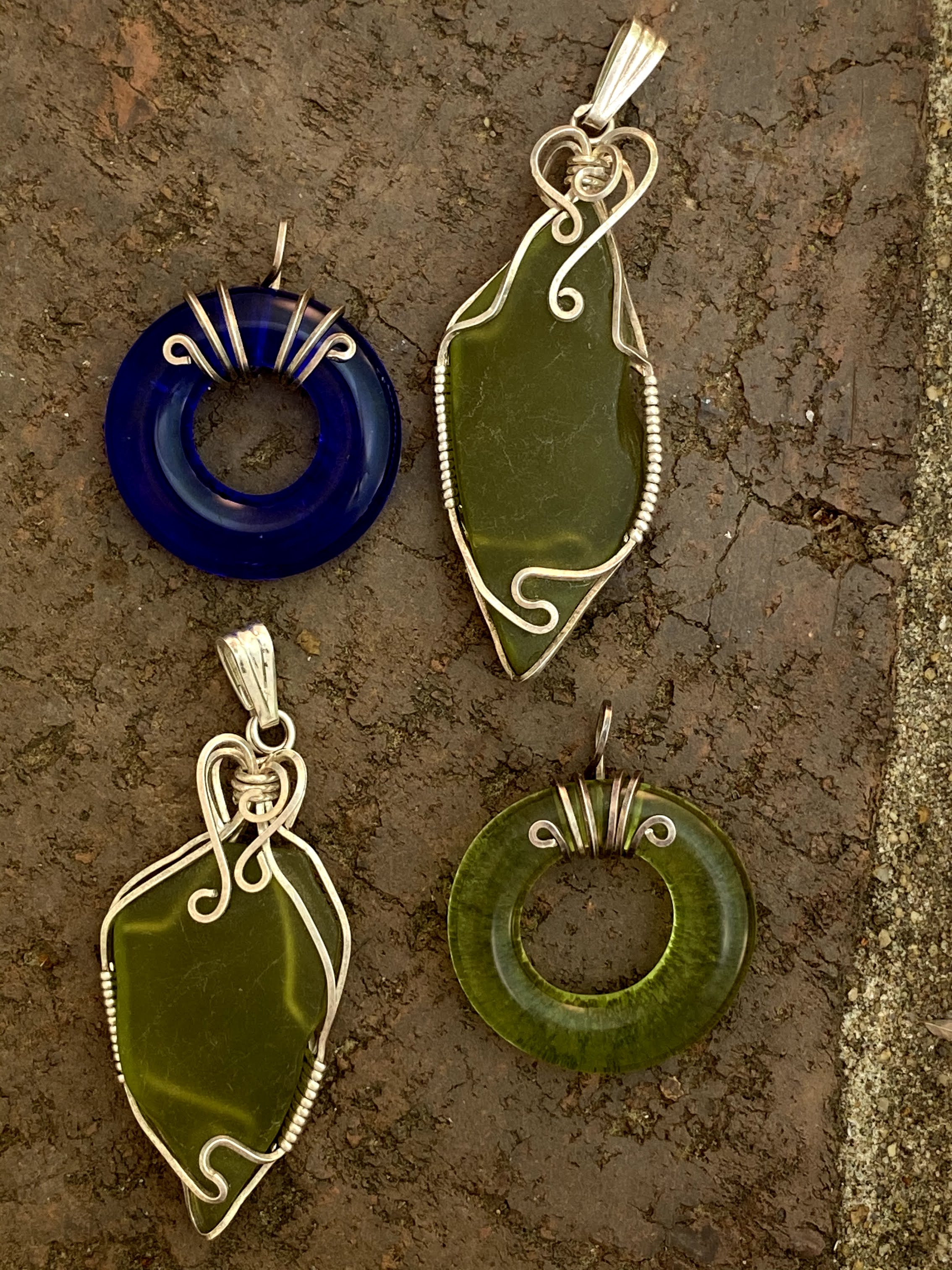 Eco pendants