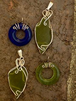 Eco pendants