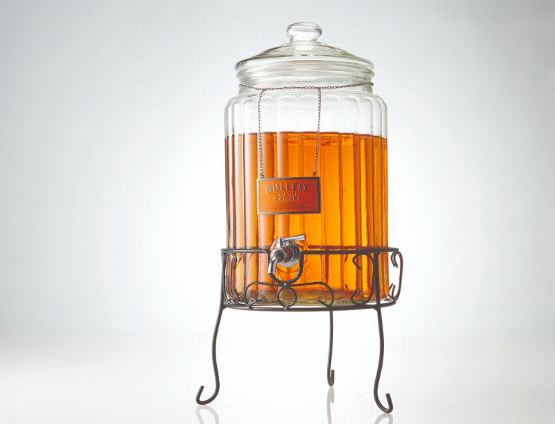 Bulleit Whiskey Dispenser