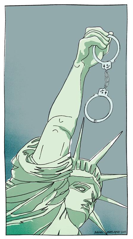 USA straffelover