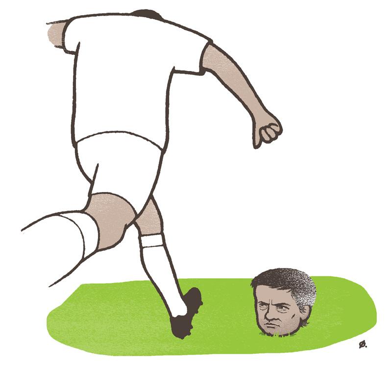 130525 Baksnakk - Jose Mourinho