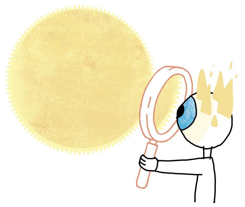 Lære om solen