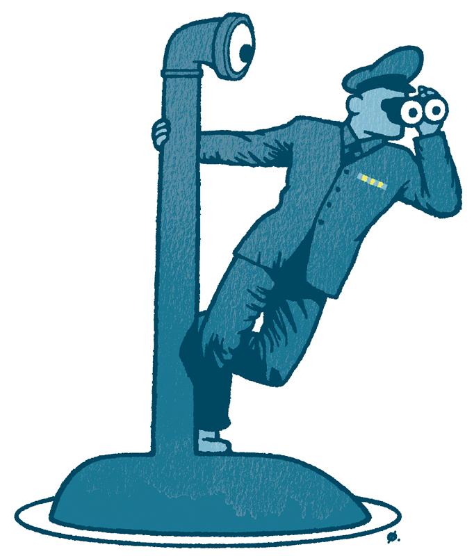 Svensk ubåtjakt