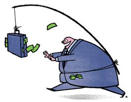 Sjefslønninger