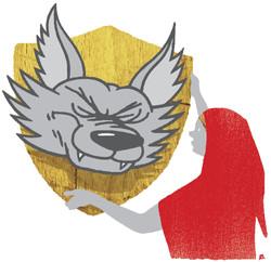 Rødhette og ulven