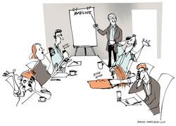 Mobilbruk på møte
