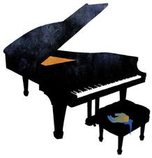 Pianist savnet