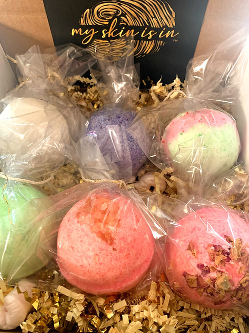 MSII Bath Bomb Gift Set