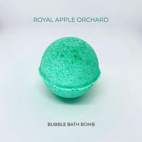 Royal Apple Orchard  Bubble Bath Bomb