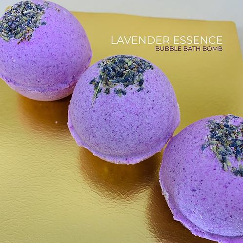 Lavender Essence Bubble Bath Bomb
