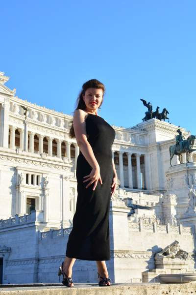 Tatiana Rimskaya - Photographer and tour guide in Rome