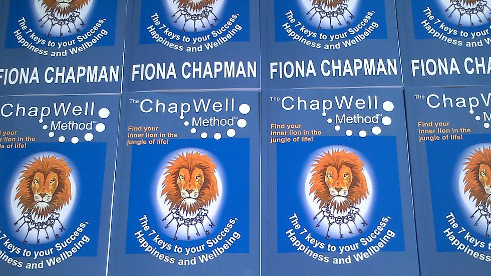 The ChapWell Method 7 keys to Success, Happiness and Wellbeing